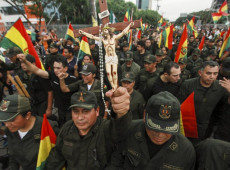 """""""Washington ordenou, OEA executou"""": livro denuncia papel dos EUA no golpe da Bolívia"""