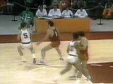 Munique, 1972: URSS e EUA disputam a final olímpica de basquete que nunca terminou