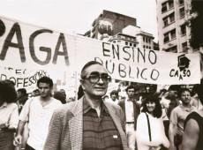100 anos de Florestan: confira as atividades que marcam o centenário do sociólogo