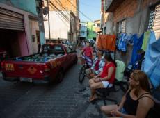 Nas periferias de São Paulo, coronavírus mora ao lado, mas moradores mantêm rotina