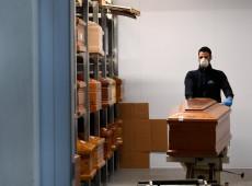 Coronavírus na Espanha: hospitais no limite de sua capacidade e serviço funerário colapsado