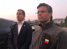 Venezuela denuncia Espanha por contribuir com fuga de Leopoldo López