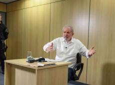 TVT transmite entrevista de Lula a Opera Mundi