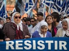 El amor pudo más que el odio: Convocan a nueva Marcha de la Resistencia en Argentina