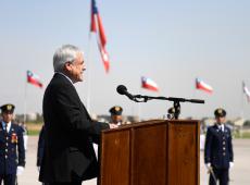 """Imprensa chilena despreza informe do governo sobre """"intervenção estrangeira"""" na crise social"""