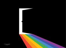 Charge do Carvall: Dia do Orgulho LGBTQIA+