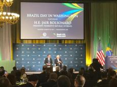 O que Bolsonaro entregou aos EUA quando entregou a Base de Alcântara?