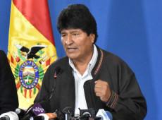 Evo Morales diz que militares preparam novo golpe de Estado na Bolívia, com apoio dos EUA