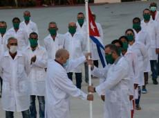 Coronavírus: Cuba recebe cheque de US$ 200 mil e milhares de acessórios médicos da China