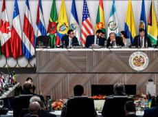 TIAR é resposta ao fracasso de planos dos EUA contra Venezuela, diz analista russo