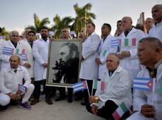 Criada por Fidel e indicada para Nobel da Paz, Cuba comemora 15 anos da Brigada Médica