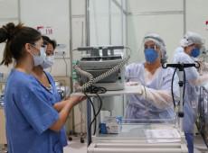 Com pandemia, óbitos no Sudeste superam nascimentos pela primeira vez na história