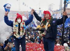 Dialogando com as 36 nações indígenas, Arce conclui campanha eleitoral na Bolívia