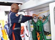 Primeiro carregamento de oxigênio da Venezuela deve chegar a Manaus até segunda