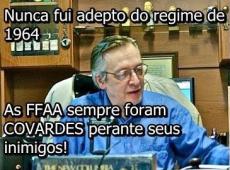 """Olavo de Carvalho aconselha seus """"alunos"""" a abandonarem o Governo"""