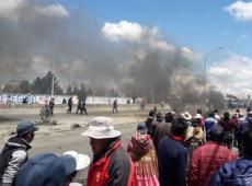 Especialistas retomam investigações sobre violações de direitos humanos durante golpe na Bolívia