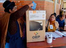 Organizaciones internacionales acompañarán elecciones de 20 de octubre en Bolivia