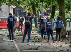 Repressão policial a protestos na Colômbia já deixou ao menos 27 mortos