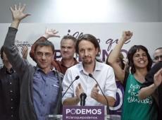 Podemos põe em risco bipartidarismo na Espanha ao liderar pesquisa de intenção de voto