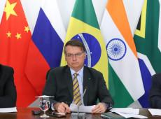 Em reunião do Brics, Bolsonaro fala em 'reformar' OMS, OMC e Conselho de Segurança da ONU