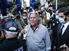Não foram as fake news nem a fraude eleitoral: o que levou Steve Bannon à prisão nos EUA?