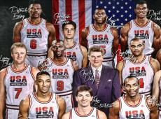 Barcelona, 1992: Com estrelas da NBA, 'Dream Team' dos EUA deslumbra o mundo e leva ouro