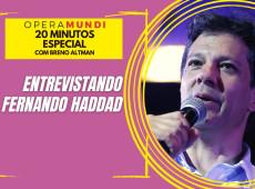 Reveja a entrevista de Breno Altman com o ex-prefeito de São Paulo Fernando Haddad