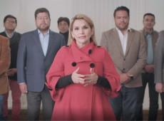 Jeanine Áñez desiste de candidatura às eleições presidenciais da Bolívia