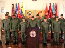 En defensa de la Constitución, Fuerza Armada Bolivariana rechaza intento de golpe