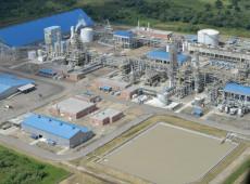 Governo golpista perde milhões de dólares na Bolívia ao paralisar obras da usina de ureia