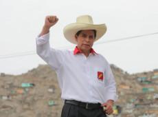 Peru: Justiça Eleitoral deve proclamar ainda nesta semana, oficialmente, vitória de Castillo