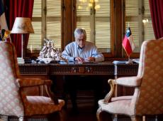 Tribunal chileno aceita denúncia contra Piñera por crimes contra a humanidade
