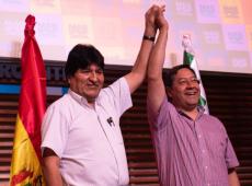 Ex-ministro de Evo aparece quase 15 pontos à frente de segundo colocado em pesquisa eleitoral na Bolívia
