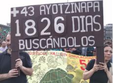 México: desaparecimento dos 43 estudantes de Ayotzinapa completa 5 anos sem respostas