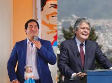 Equador: Apuração atinge 100% e indica 2º turno entre Arauz e Lasso; CNE espera recursos