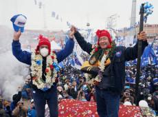 Bolívia a um passo de derrotar os golpistas