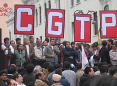 Fundada por Mariátegui, Confederação de Trabalhadores promove luta operária no Peru