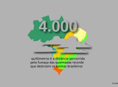 Conde e Carvall: Score! A fumaça das queimadas que destroem os biomas brasileiros