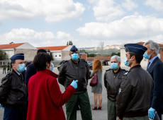 Lisboa impõe horário para comércio e lei seca a partir de 20h para conter surto de coronavírus