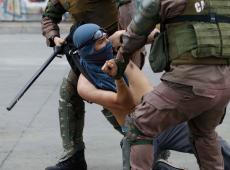 Instituto de direitos humanos confirma mais de 3 mil feridos pela polícia durante protestos no Chile
