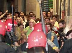 Provocação espanhola resulta em prisão de 18 membros de grupo basco de direitos humanos