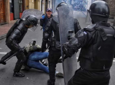 ONU confirma 'uso desproporcional da força' pela polícia no Equador
