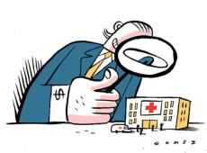 A politica de privatização da saúde nas páginas da Cadernos de Terceiro Mundo