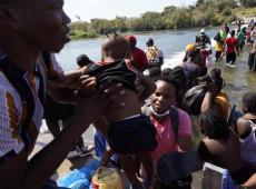 """""""Ninguém pode transmitir este horror"""", diz haitiana expulsa dos EUA. """"Se soubesse, não teria vindo"""""""