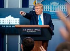 Em sua batalha contra a OMS, Donald Trump brinca de política com vidas humanas