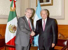 Em mensagem a AMLO, Fernández agradece importante apoio do México à Argentina