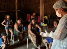 Religião e fake news: Indígenas do Xingu têm triplo da média de mortalidade nacional por covid