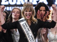 Miss Alemanha 2020 é eleita por júri formado só por mulheres
