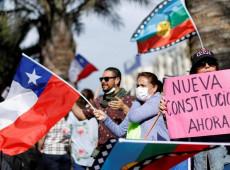 Maioria dos constituintes eleitos no Chile se compromete em consagrar água como direito constitucional