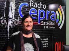 """Dolores Arce: """"Vitória do MAS representa volta do crescimento e inclusão dos bolivianos"""""""